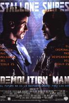 Plakát k filmu: Demolition Man