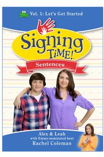 Signing Time! Sentences