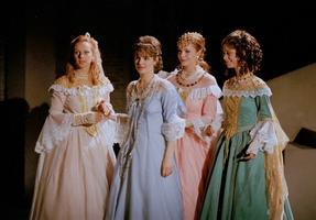 O třech ospalých princeznách