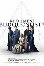 Plakát k filmu: Fantastická zvířata: Grindelwaldovy zločiny