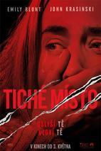 Plakát k filmu: Tiché místo
