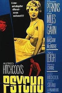 Plakát k filmu: Psycho