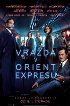 Plakát k filmu: Vražda v Orient expresu