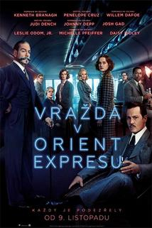 Vražda v Orient expresu  - Murder on the Orient Express