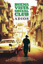 Plakát k filmu: Buena Vista Social Club: Adios