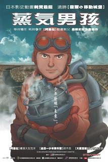 Plakát k filmu: Steamboy
