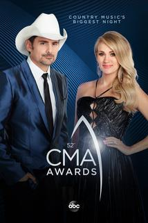 52nd Annual Country Music Association Awards