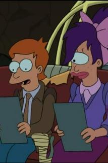 Futurama - Teenage Mutant Leela's Hurdles  - Teenage Mutant Leela's Hurdles