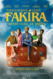 Podivuhodná cesta fakíra, který uvízl ve skříni  - The Extraordinary Journey of the Fakir