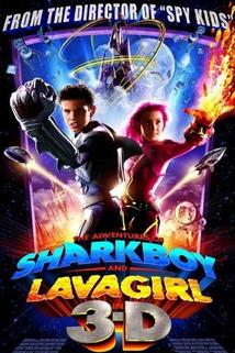 Dobrodružství Žraločáka a Lávovky  - Adventures of Shark Boy & Lava Girl in 3-D, The