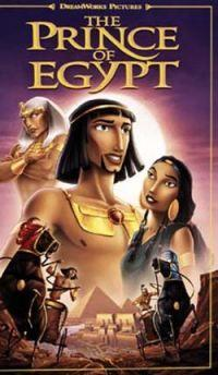 Princ Egyptský  - The Prince of Egypt