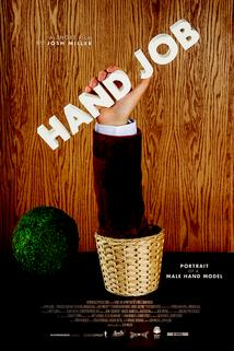 Hand Job: Portrait of a Male Hand Model