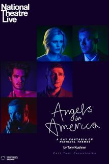 National Theatre Live: Angels in America Part Two - Perestroika