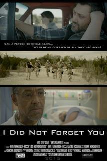 I Did Not Forget You  - I Did Not Forget You