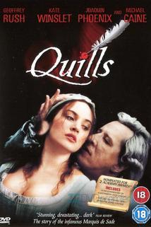 Quills - Perem markýze de Sade
