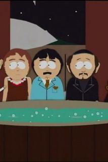 Městečko South Park - Dva chlapi a horká lázeň  - Two Guys Naked in a Hot Tub