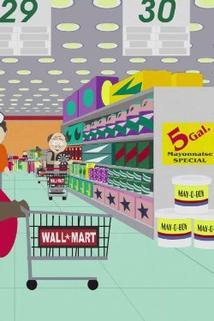 Městečko South Park - Something Wall-Mart This Way Comes  - Something Wall-Mart This Way Comes