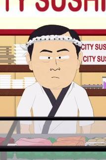 Městečko South Park - City Sushi  - City Sushi