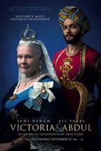 Plakát k filmu: Viktorie a Abdul