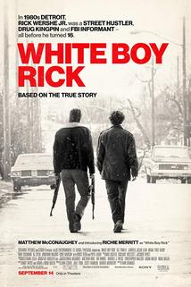 Mladý gangster  - White Boy Rick