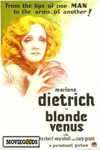 Plavovlasá Venuše  - Blonde Venus