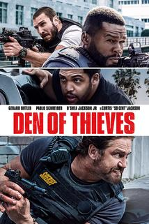 Plakát k filmu: Den of Thieves