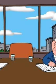 Griffinovi - Pan Griffin jede do Washingtonu  - Mr. Griffin Goes to Washington