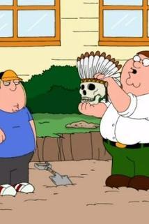 Griffinovi - Prokletí indiánského náčelníka  - Petergeist