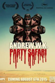 Andrew W.K. Party Safari