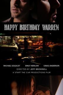 Happy Birthday Warren