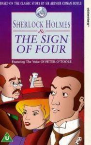 Sherlock Holmes - Znamení čtyř  - Sherlock Holmes and the Sign of Four