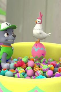 Tlapková patrola - Pups Save the Easter Egg Hunt  - Pups Save the Easter Egg Hunt