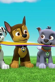 Tlapková patrola - Pups Save a Goldrush/Pups Save the PAW Patroller  - Pups Save a Goldrush/Pups Save the PAW Patroller