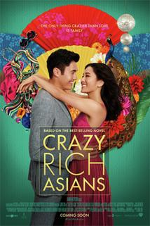 Šíleně bohatí Asiati  - Crazy Rich Asians