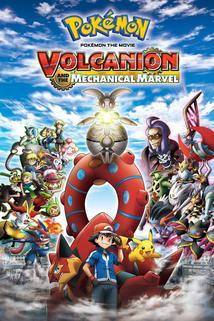 Pokemon za mubi XY& Z 'borukenion to kiko (karakuri) no magiana