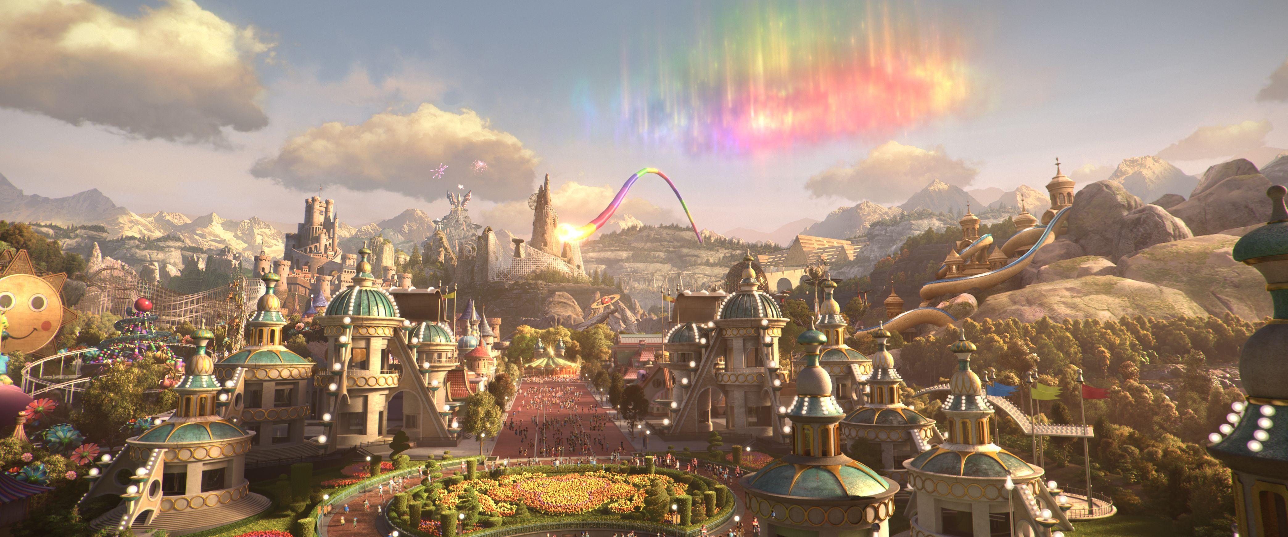 Kouzelný park