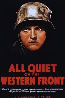 Na západní frontě klid  - All Quiet on the Western Front