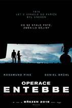 Plakát k filmu: Operace Entebbe