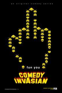 Comedy Invasian