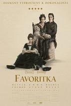 Plakát k filmu: Favoritka