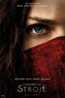 Plakát k filmu: Mortal Engines