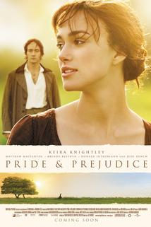 Plakát k filmu: Pýcha a předsudek