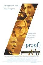 Plakát k filmu: Důkaz