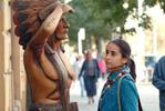 Indián a sestřička