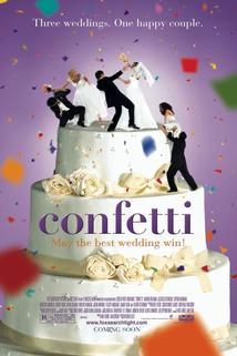 Svatby jako řemen!  - Confetti