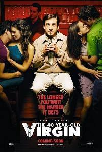 40 let panic  - 40 Year Old Virgin, The