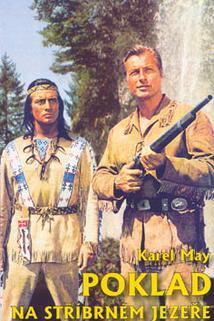 Plakát k filmu: Poklad na Stříbrném jezeře