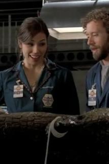 Sběratelé kostí - Dívka v krokodýlovi