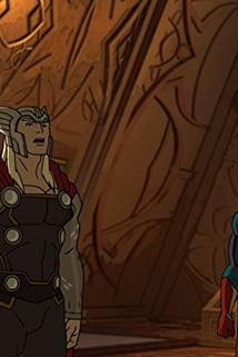 Avengers - Sjednocení - A Friend in Need  - A Friend in Need