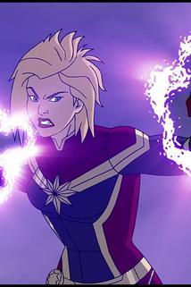 Avengers - Sjednocení - Captain Marvel  - Captain Marvel